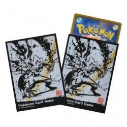 Protège-cartes Pokémon Zeraora Calligraphie Sumie Retsuden japan plush