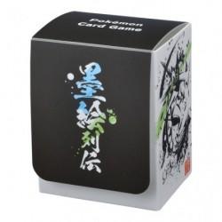 Protège Deck Amphinobi & Mega Jungko Calligraphie Sumie Retsuden japan plush