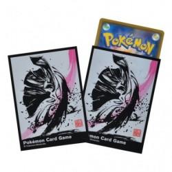 Protège-cartes Pokémon Gallame Calligraphie Sumie Retsuden japan plush