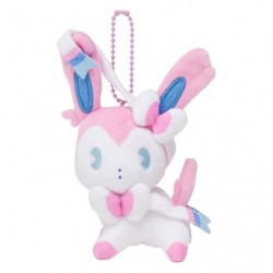 Keychain Mix au Lait Sylveon japan plush
