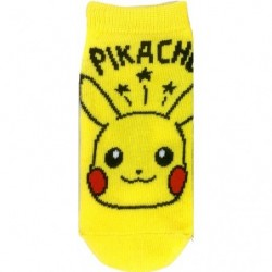 Socks Pikachu and Logo Kids japan plush