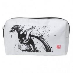Pochette Amphinobi & Mega Jungko Calligraphie Sumie Retsuden japan plush