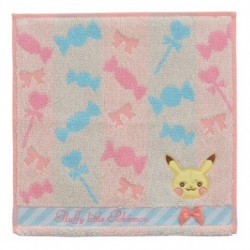 Hand Towel fluffy little Pokémon B japan plush
