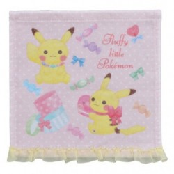 Hand Towel fluffy little Pokémon japan plush