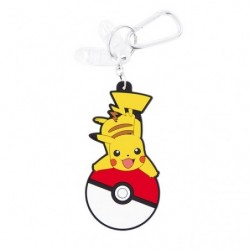 Keychain Pokeball Pikachu japan plush