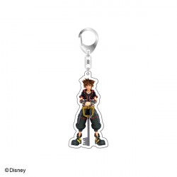 Sora Keychain Kingdom Hearts 3 japan plush
