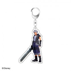 Riku Keychain Kingdom Hearts 3 japan plush