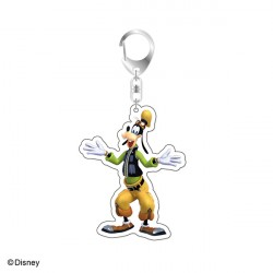 Goofy Goof Keychain Kingdom Hearts 3 japan plush