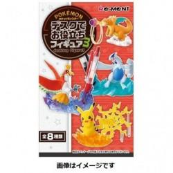 Desk Figure Pokemon Full Collection 3 japan plush
