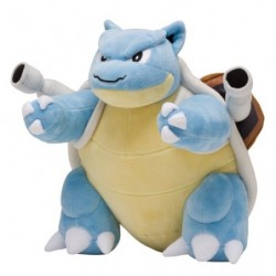 Peluche Blastoise Foldable japan plush