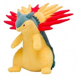 Peluche Typhlosion Pliable japan plush