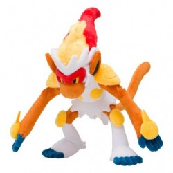 Plush Infernape Foldable japan plush