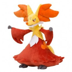 Plush Delphox Foldable japan plush