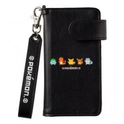 Smartphone Protection BL Pokémon Black japan plush