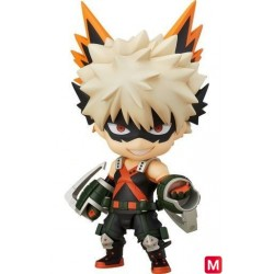 Nendoroid Katsuki Bakugô My Hero Academia Heroes Edition japan plush