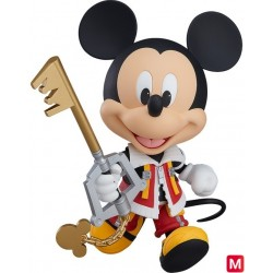 Nendoroid King Mickey Kingdom Hearts II japan plush