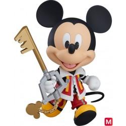 Nendoroid King Mickey Kingdom Hearts II japan plush