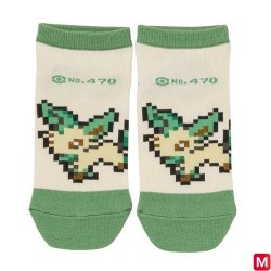 Short Socks Leafeon DOT COLLECTION japan plush