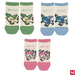 Short Socks Eevee Set DOT COLLECTION(R3) japan plush