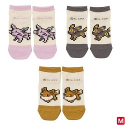 Short Socks Eevee Set DOT COLLECTION(R2) japan plush