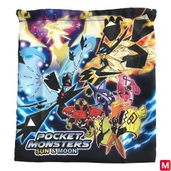 Pochette de Voyage Pokemon M japan plush