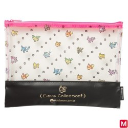 Pochette Plate Evoli DOT COLLECTION japan plush