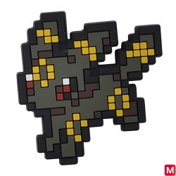 Badge Umbreon DOT COLLECTION japan plush