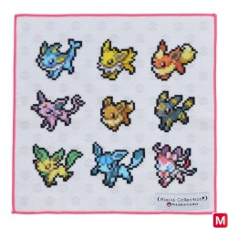 Hand Towel Eevee DOT COLLECTION japan plush