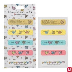 Band Aid Set Eevee DOT COLLECTION japan plush
