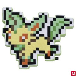 Cushion Leafeon DOT COLLECTION japan plush
