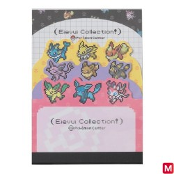 Memo Pad Eevee DOT COLLECTION japan plush