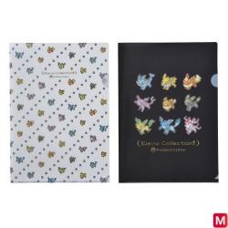 A4 Pochette Transparente Evoli DOT COLLECTION japan plush