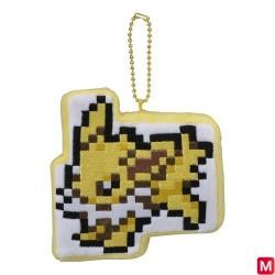 Keychain Jolteon DOT COLLECTION japan plush