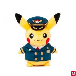Plush Pikachu Pilot KIX japan plush