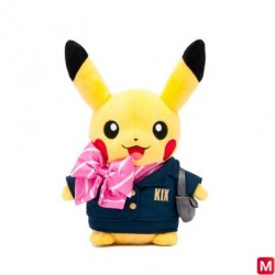 Peluche Pikachu Hôtesse de l'air KIX japan plush