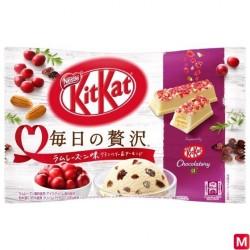 Kit Kat Rhum Raisin japan plush