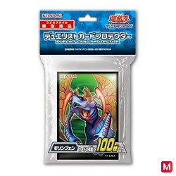 YuGiOh Card Sleeves Morinphen japan plush