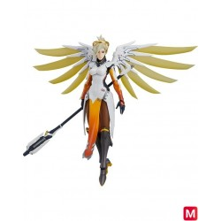 figma Mercy Overwatch japan plush