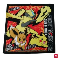 Pokemon Sun Moon Towel A japan plush