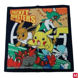 Pokemon Sun Moon Towel B japan plush