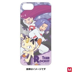 Protection Dur Smartphone Team Rocket japan plush