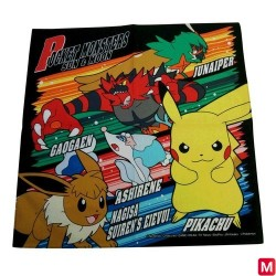 Pokemon Sun Moon Serviette japan plush