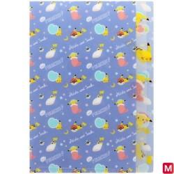 Clear File POKE DAYS 2 Good Night japan plush