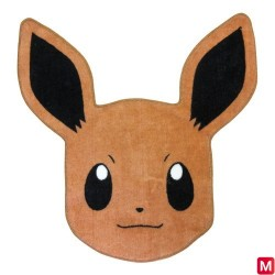 Cover and Mat Toilet Eevee japan plush