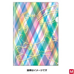 A4 Pocket Clear File B japan plush