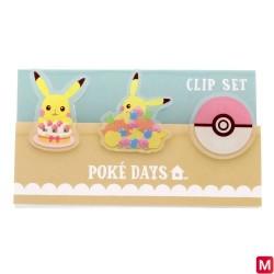 Clip POKE DAYS 2 Lunch japan plush