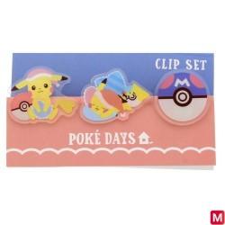 Clip POKE DAYS 2 Good Night japan plush