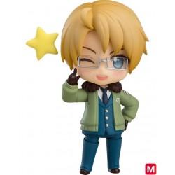 Nendoroid USA Hetalia World☆Stars japan plush