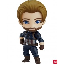 Nendoroid Captain America: Infinity Edition DX Ver. Avengers: Infinity War japan plush