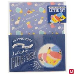 Letter Set POKE DAYS 2 Bonne Nuit japan plush